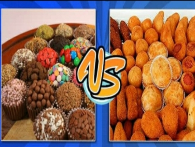 Vc é mais doce ou salgado?💫