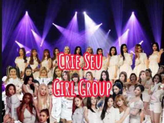 Crie seu Girl Group {K-Pop}