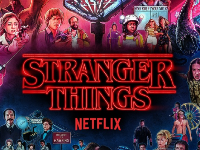 Quiz super difícil Stranger Things ♡☆