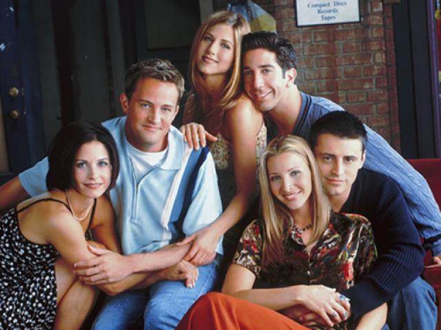 Conhece mesmo Friends?
