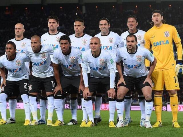 Quiz sobre o ano de 2012 para o Corinthians