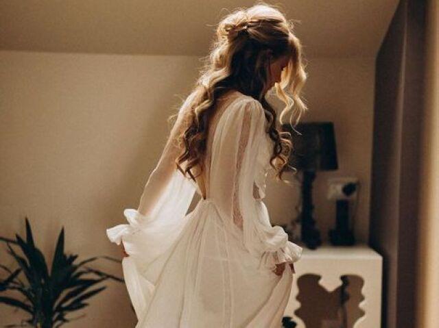 Crie o seu vestido de casamento