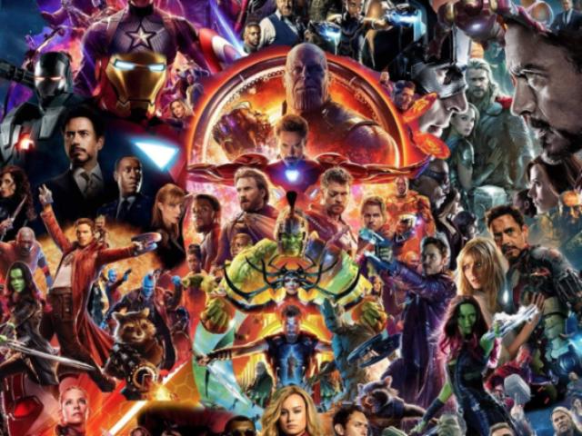 Que herói da Marvel você seria?