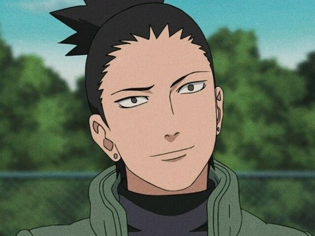 O que o Shikamaru seria seu?