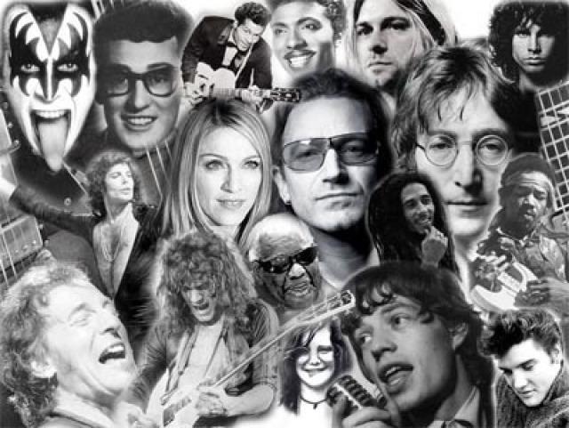 Mundo do Rock: Verdadeiro ou Falso?