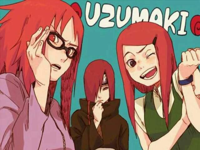 Qual Uzumaki você seria?