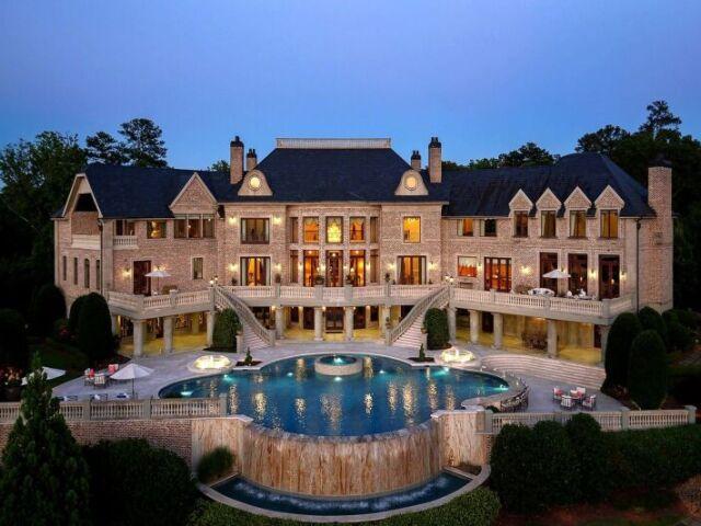 Sua mansão dos sonhos