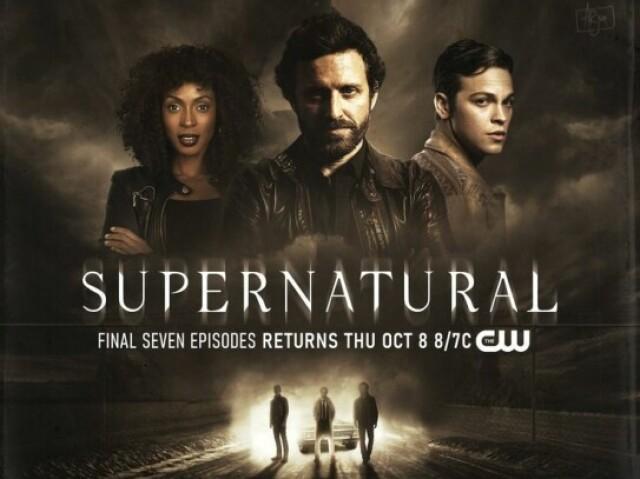 Quiz: Supernatural Melhor Série!