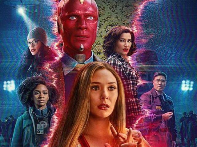 Qual personagem você seria em WandaVision?