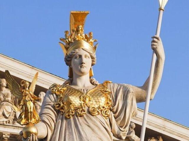 Qual deus ou deusa da mitologia grega você seria?