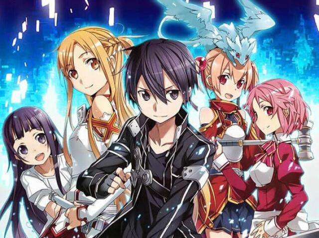 Você conhece Sword Art Online?