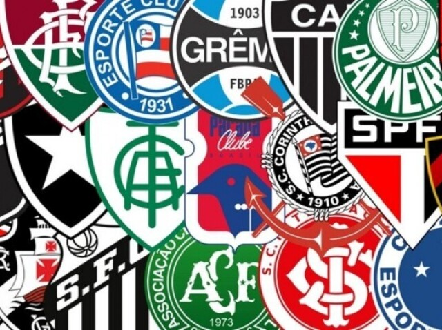 Você conhece o time pelo escudo? ⚽