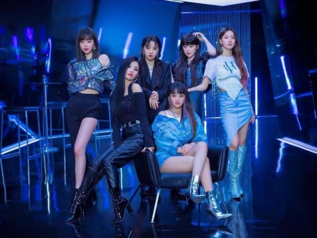 Você sabe os nomes das membros do (G)I-dle em coreano?