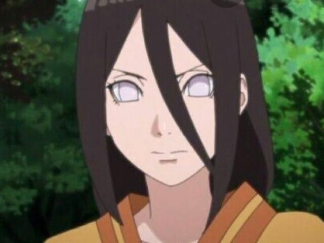 Você seria a Hanabi Hyuuga?