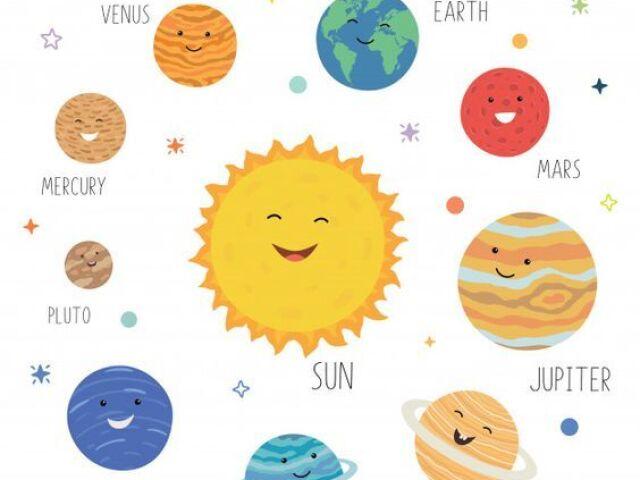 O que você sabe sobre o sistema solar?