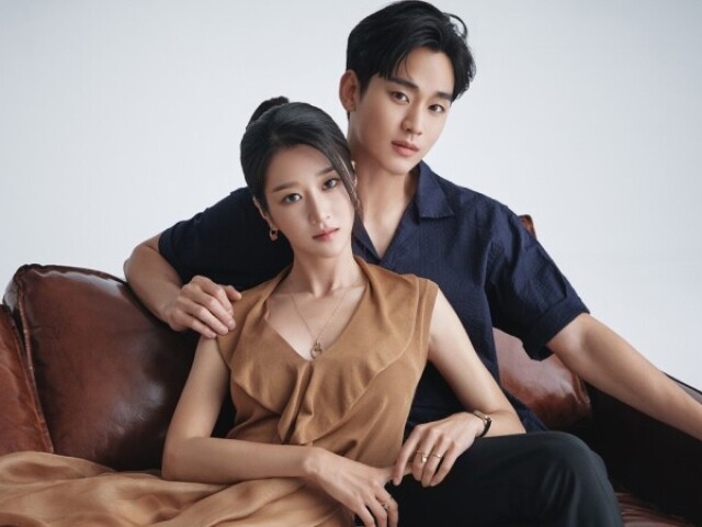 De qual drama é esse casal?