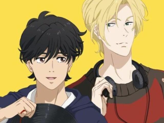 Você é mais Ash ou Eiji?