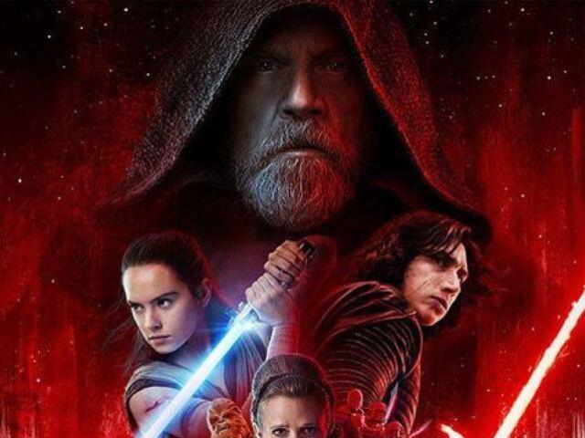 Quem serias em Star Wars: O Último Jedi?