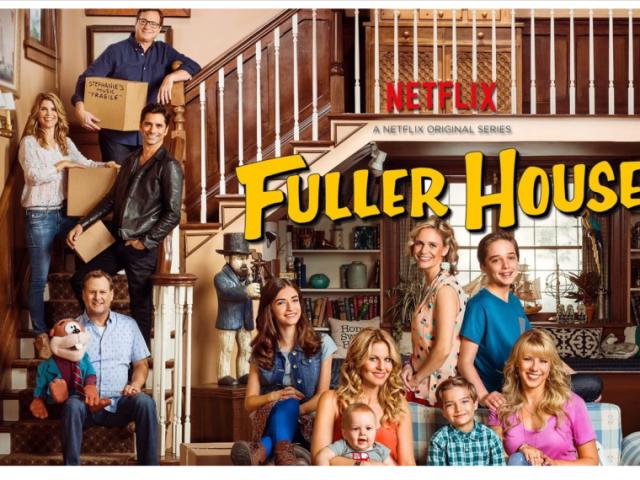 Com quem você se identifica de Fuller House?👌