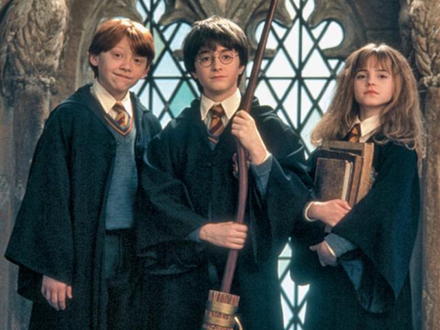 Monte seu material do Harry Potter!