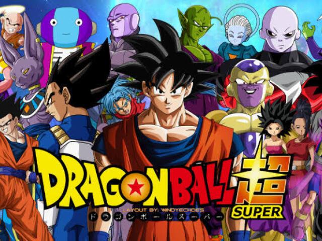 Você entende tudo de Dragon Ball?