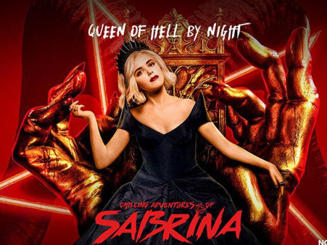 """Quem você seria em """"O mundo sombrio de Sabrina""""?"""