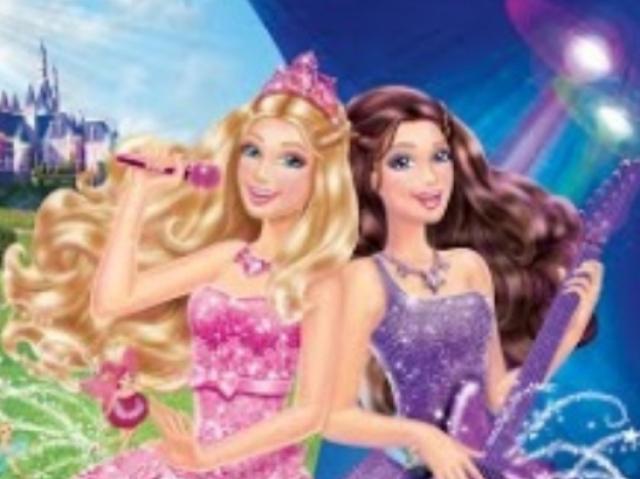 Você é a princesa ou a pop star?