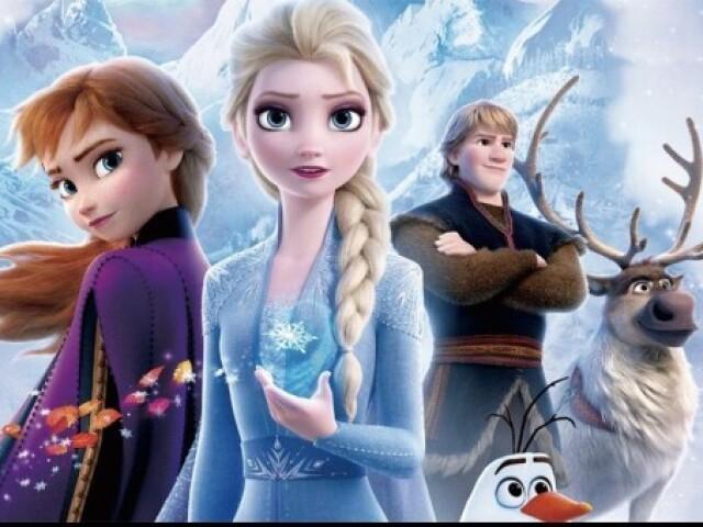 Você conhece mesmo Frozen?❄️