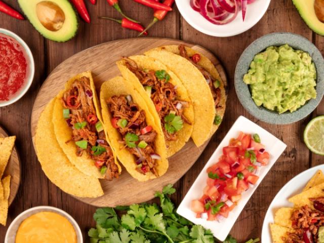 Qual prato da comida mexicana combina mais com você?