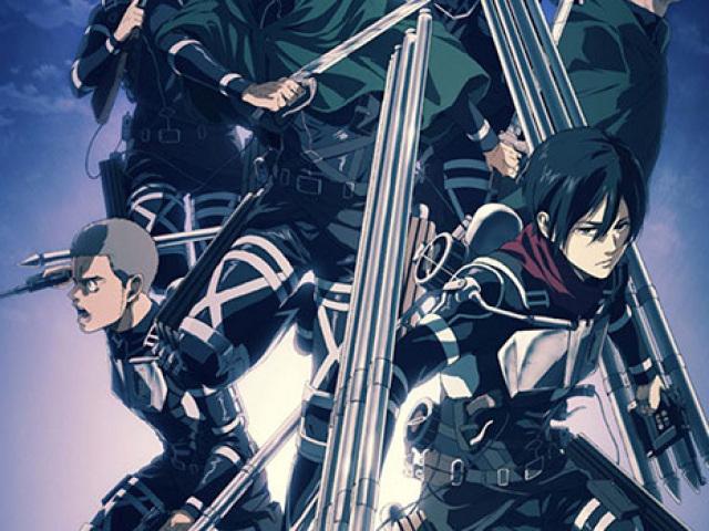 Quem você seria em: Shingeki no Kyojin (Attack On Titan)?