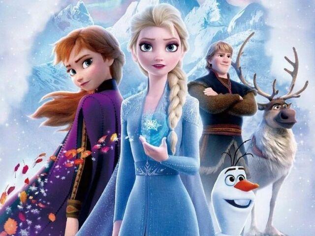 Você conhece Frozen?