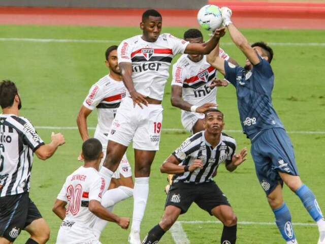 Que jogador do time titular 2020 do São Paulo FC você é?