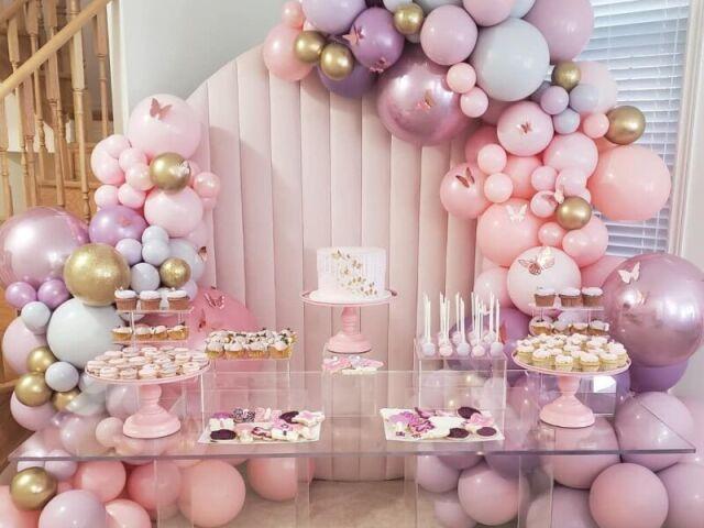 Qual tipo de festa de aniversário mais combina com você?