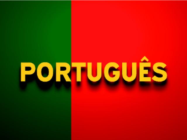 Treino de Português