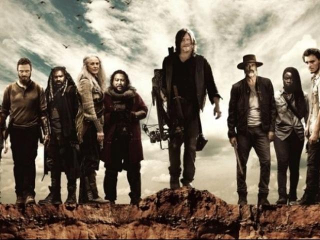 Você sabe sobre The Walking Dead?