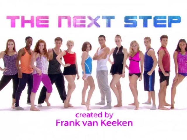Quem seria vc do The Next Step?
