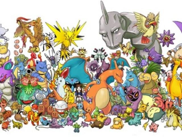 Voce conhece pokemon?