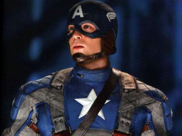 Você conhece o filme Capitão América: Primeiro Vingador