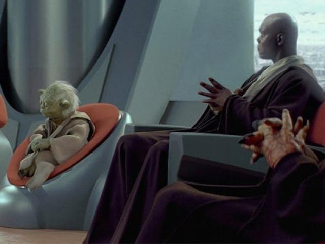 Qual seria o teu Mestre do Conselho Jedi?