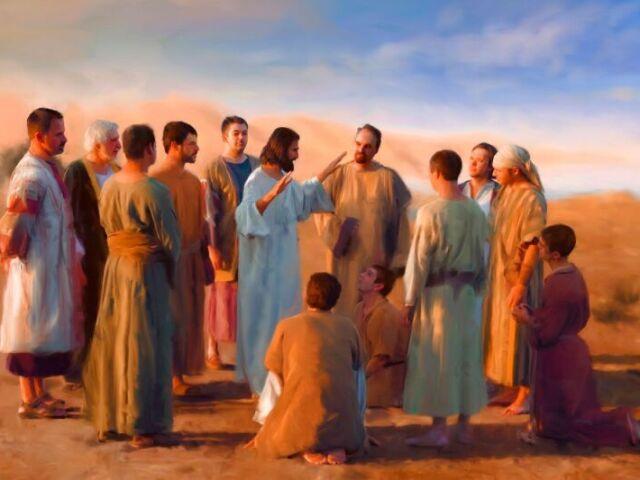 Que apóstolo você é?