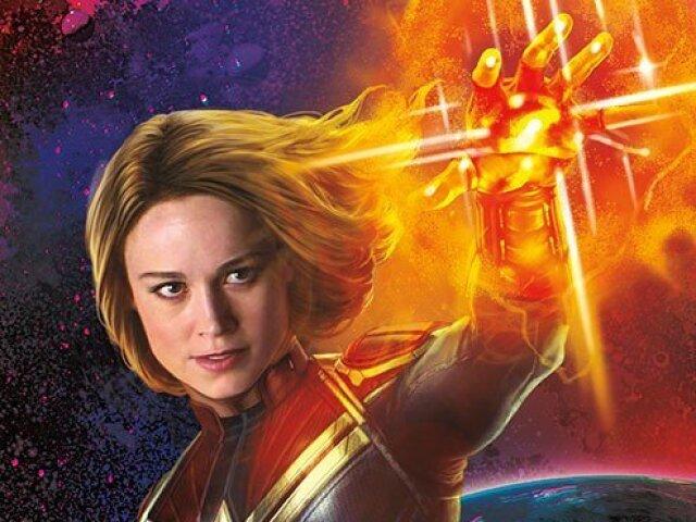 Você conhece o filme Capitã Marvel?