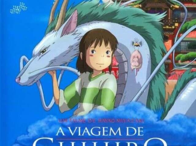 """Que personagem de """"A Viagem de Chihiro"""" você é?"""