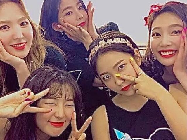 ♪Quem você seria do Red Velvet? ♪