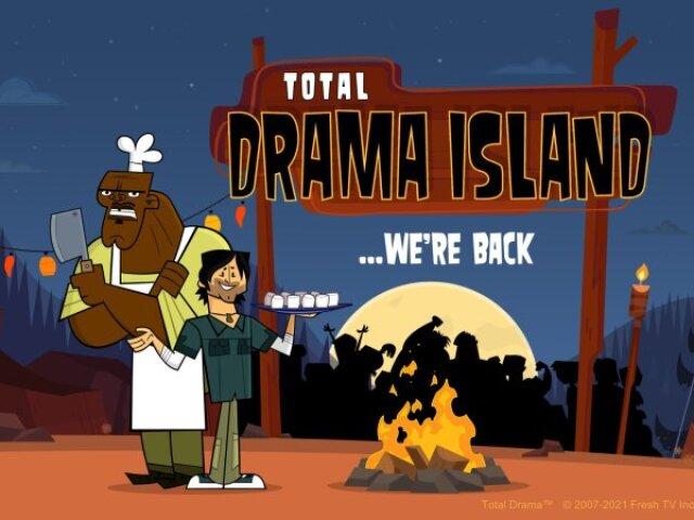 De qual temporada de Drama Total você deveria participar?