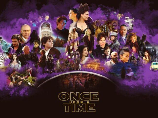 Quem você é em Once Upon a Time?
