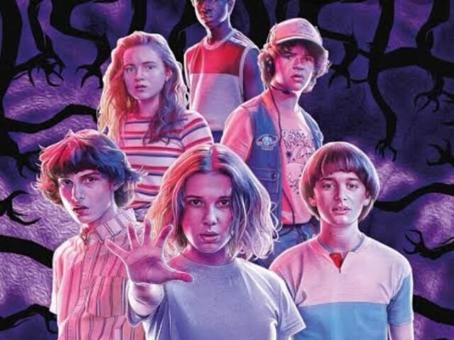 Que personagem você seria do Stranger Things?