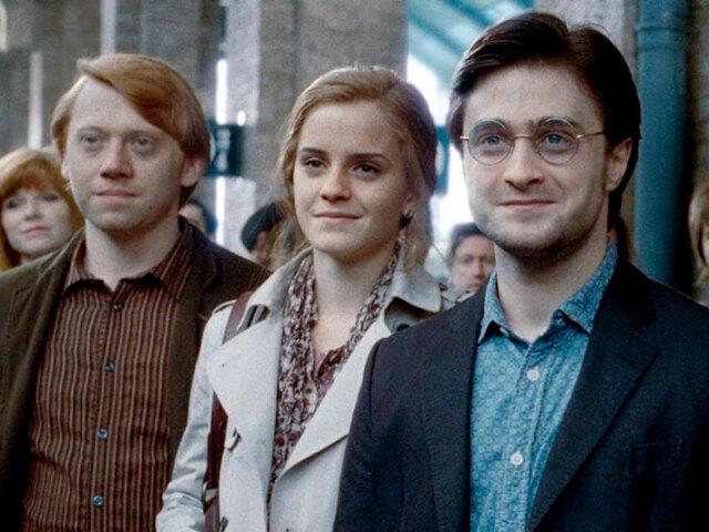 Quem seria seu pai/mãe em Harry Potter?