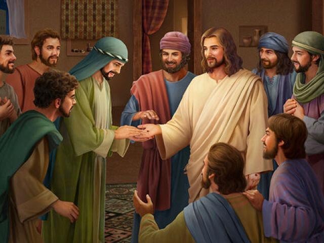 Qual discípulo você seria?