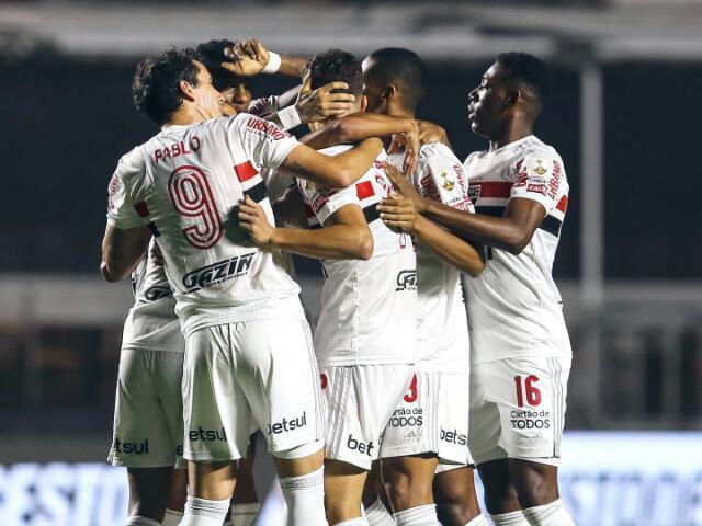 Qual time torce os jogadores do São Paulo