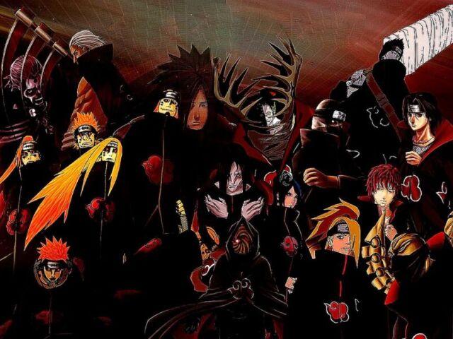 Qual Akatsuki você seria?
